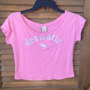 Abercrombie and Fitch Girls Top